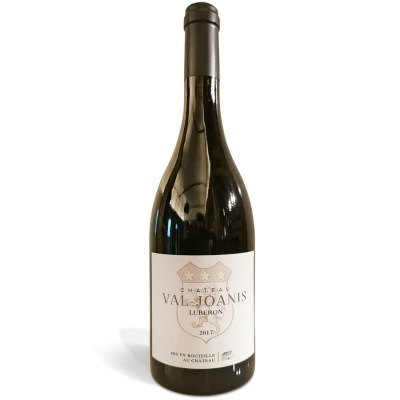 Cuvée rot Chateau Val Joanis Luberon