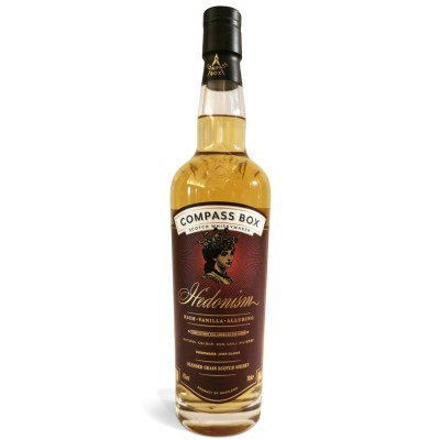 Compass Box Hedonism Scotch Whisky 43%